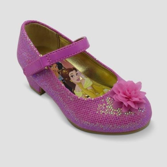 Toddler Disney Princess Dress Heel